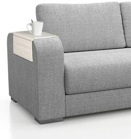 Dienblad Sofa - 45x24 cm - naturel