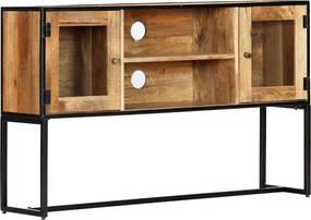 Tv-meubel 120x30x75 cm massief gerecycled hout