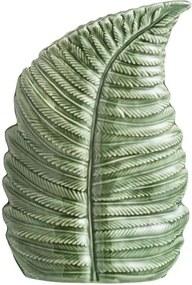Vaas Chase - groen - 18,5x12,5x7 cm - Leen Bakker