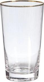 Longdrinkglas Gouden Rand