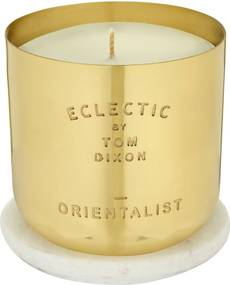 Tom Dixon Scent Medium geurkaars orientalist gold