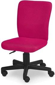 Kinder bureaustoel roze