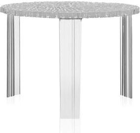 Kartell Kartell T-Table Salontafel Kristal Medium