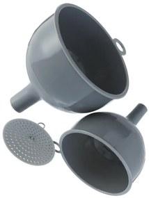 Trechters - 2 Stuks (grijs)