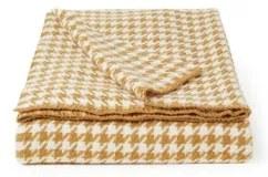 Røros Tweed Mimi plaid van wol 150 x 200 cm