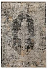 Rivièra Maison - Marrakesh Rug 290x200 - Kleur: grijs