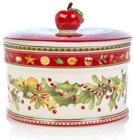 Villeroy & Boch Winter Bakery Delight Kerst snoeppot 13,5 cm