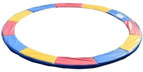 Sunny Trampolinerand weerbestendig vervanging gekleurd  305 cm