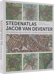 Goossens Boek Boek, Stedenatlas jacob van deventer