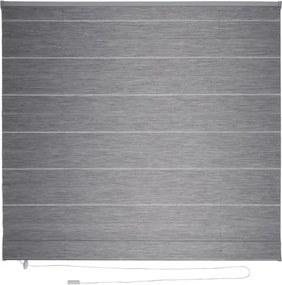 Vouwgordijn 100 x 150 cm, Grijs