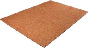 Perez Vloerkleden | Vloerkleed Lily lengte 230 cm x breedte 160 cm oranje vloerkleden 100% katoen vloerkleden & woontextiel | NADUVI outlet