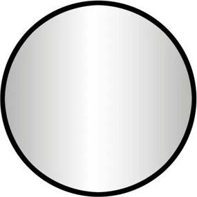 Best Design Goslar Nero ronde spiegel Ø 80 cm 4007430