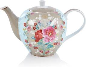 Pip Studio Floral theepot 1,6 liter