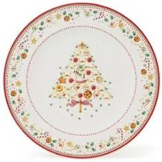 Villeroy & Boch Winter Bakery Delight Kerst onderbord 32 m