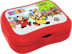 Bumba Lunchbox - Rood