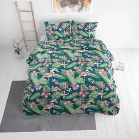 Sleeptime Elegance Summer Tropical 1-persoons (140 x 220 cm + 1 kussensloop) Dekbedovertrek