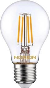Noxion Lucent Filament LED Bulb A60 E27 7W 827 | Dimbaar - Vervangt 60W