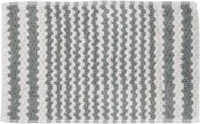 Sealskin motif badmat 80x50cm cotton grijs 294445414