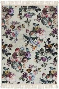 Essenza Fleur vloerkleed met bloemenprint 60 x 90 cm