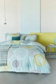Beddinghouse | Dekbedovertrekset Tam tweepersoons: breedte 200 cm x lengte 200/220 cm + multicolour dekbedovertrekken katoen | NADUVI outlet