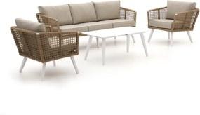 Manifesto Terenzo stoel-bank loungeset 4-delig - Laagste prijsgarantie!