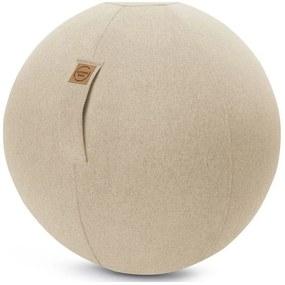 Sitting Ball Zitbal Vilt 65 cm- Beige