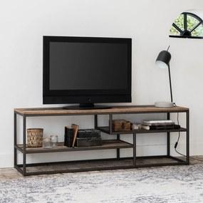 D-Bodhi Tuareg Teakhouten Tv-meubel 150 Cm - 150x35x50cm.