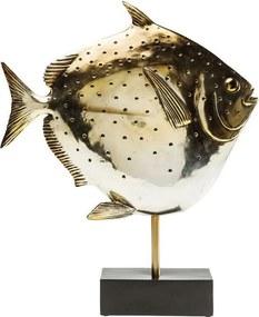 Kare Design Moonfish Decoratie Maanvis