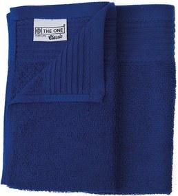 The One Towelling 2-PACK: Gastendoekjes Classic -30 x 50 cm - Royal Blauw