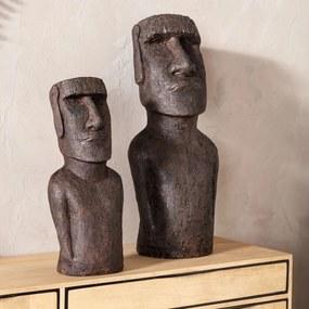Kare Design Easter Island Beeld Moai Paaseiland 59 Cm