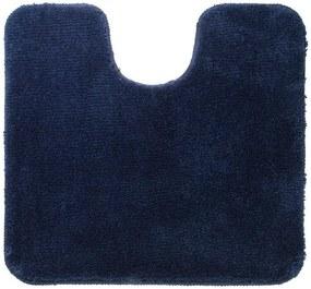 Sealskin Angora toiletmat Polyester 55x60cm blauw 293997024