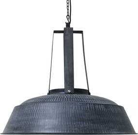HKliving Workshop XL hanglamp rustic black