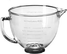 Glazen mengkom 4,8 L