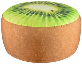 Design opblaasbare poef kiwi Kiwi