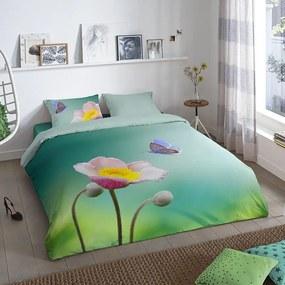 Good Morning Anemone 1-persoons (140 x 200/220 cm + 1 kussensloop) Dekbedovertrek