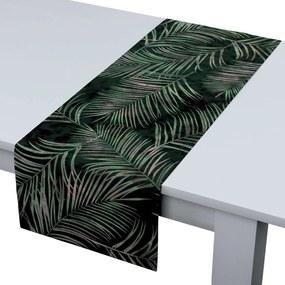 Rechthoekige tafelloper, groen