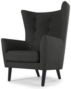 Dolton fauteuil, zilvergrijs