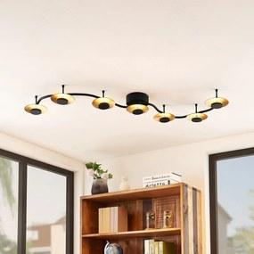 Graviela LED wandlamp, 7-lamps - lampen-24