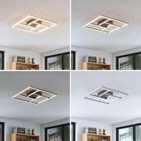 LED plafondlamp Karsta, afstandbediening