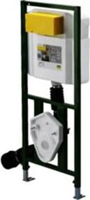 Viega Eco Plus WC element frontbediend achteraf in hoogte verstelbaar H113cm 700652