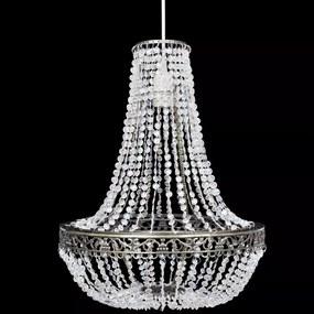 Kroonluchter met kristallen 36,5 x 46 cm
