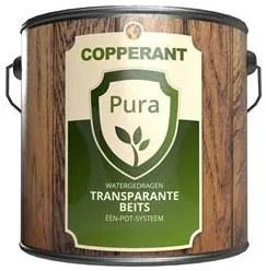 Copperant Pura Transparante Beits - Mengkleur - 1 l