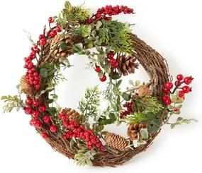 Everlands Kerstkrans 40 cm