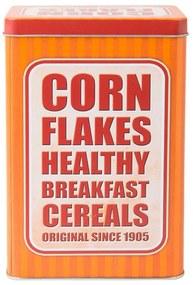 Voorraadblik cornflakes - 7.5x12x18 cm