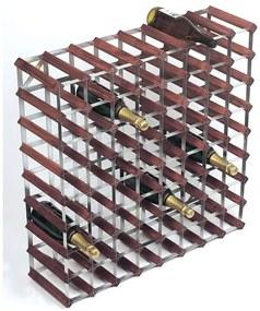 RTA Wijnrek van hout voor 72 flessen
