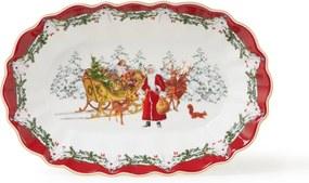 Villeroy & Boch Toys Fantasy Kerst schaal 30 x 19 cm