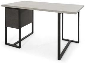 Claus betonnen bureau, grijs