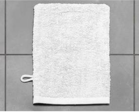 Washand White (3 in 1 pack) Wit 16 x 21