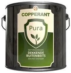 Copperant Pura Dekkende Buitenbeits - Mengkleur - 1 l
