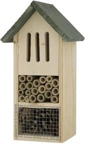 Insectenhuis 10x13x25.5 Hout